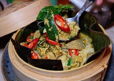 Famous Khmer Coconut Curry